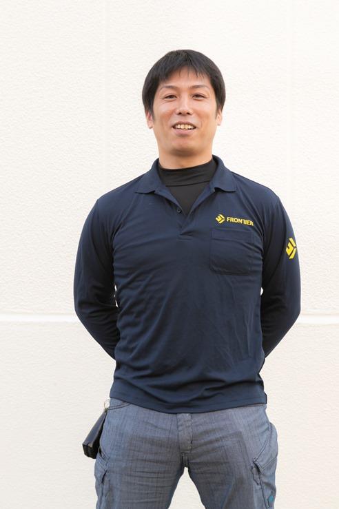 現場監理 専務取締役 井上 聖広